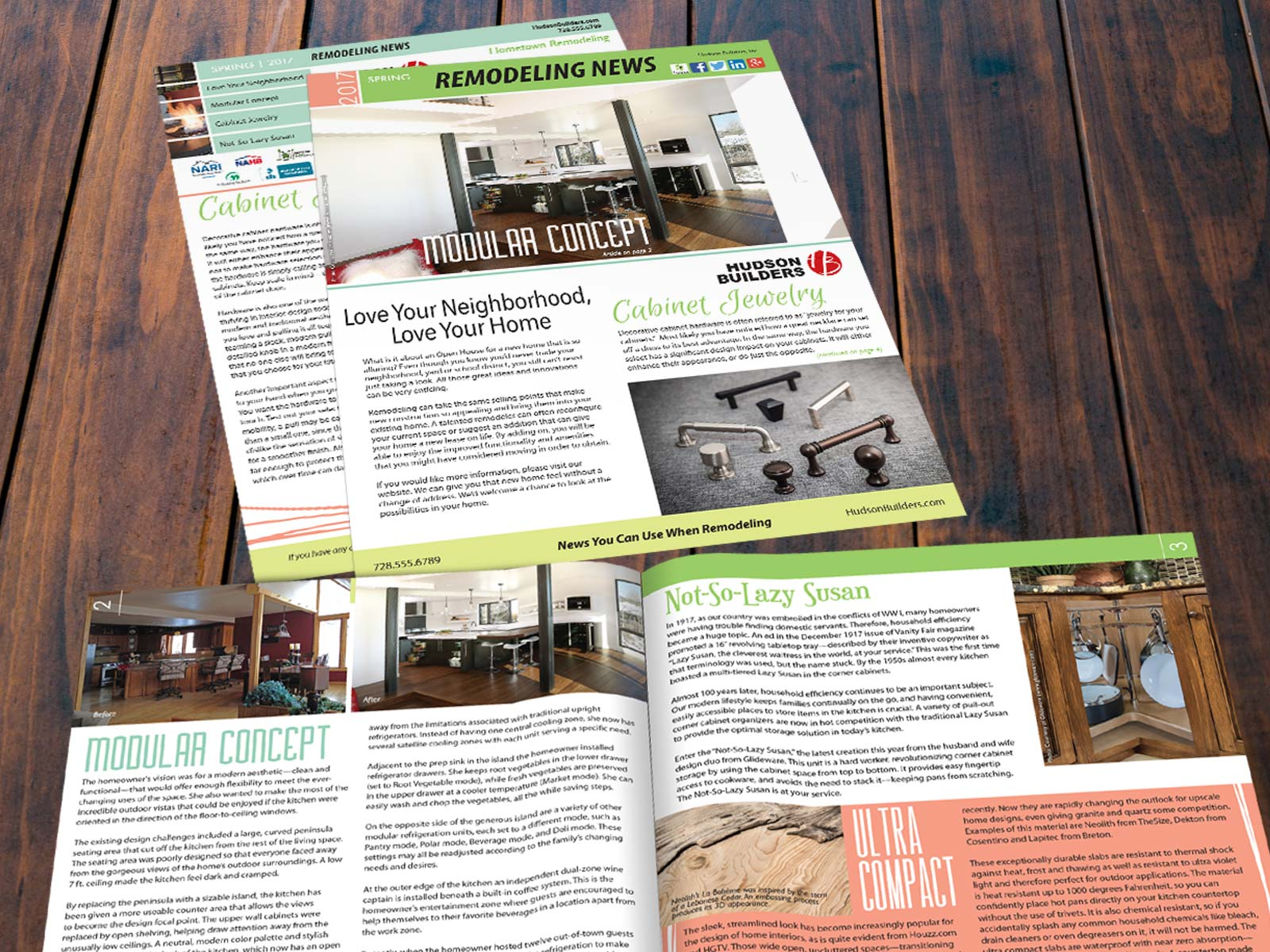 Add printed newsletters to your marketing